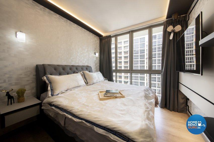 Modern Design - Bedroom - Condominium - Design by Starry Homestead Pte Ltd