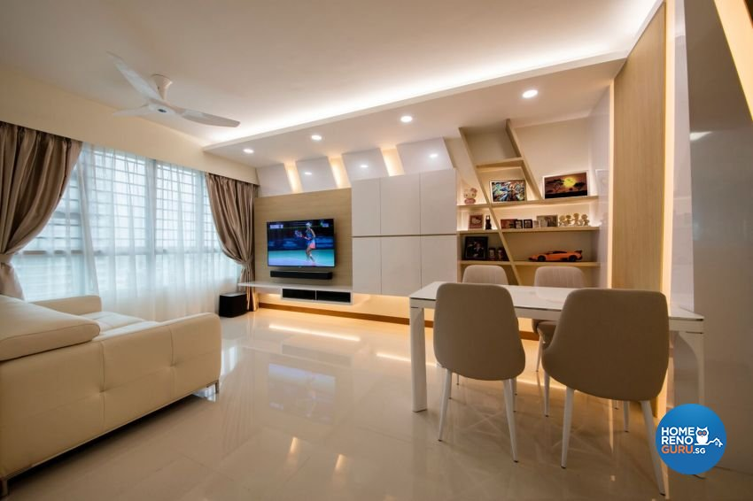 4 room bto renovation package hdb renovation for 4 room flat renovation design