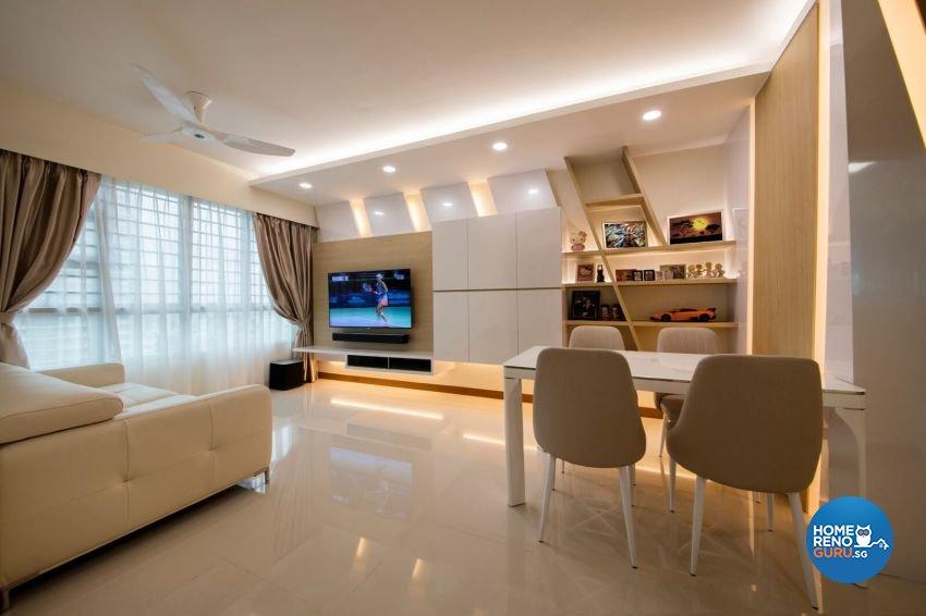 Starry Homestead Pte Ltd-HDB 4-Room package