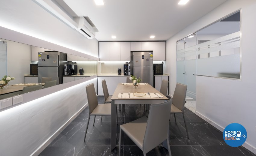 Modern Design - Dining Room - Others - Design by Starry Homestead Pte Ltd