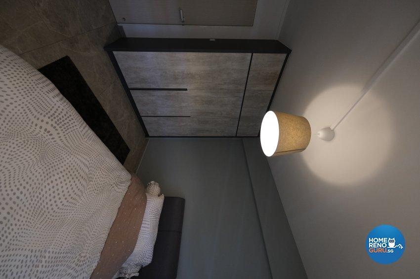 Scandinavian Design - Bedroom - HDB 3 Room - Design by Starry Homestead Pte Ltd