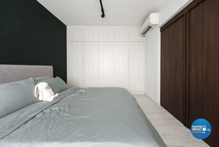 Modern Design - Bedroom - HDB 5 Room - Design by Starry Homestead Pte Ltd