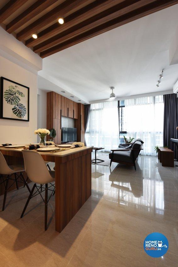 Modern Design -  - Condominium - Design by Starry Homestead Pte Ltd