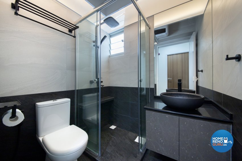 Scandinavian Design - Bathroom - Condominium - Design by Starry Homestead Pte Ltd