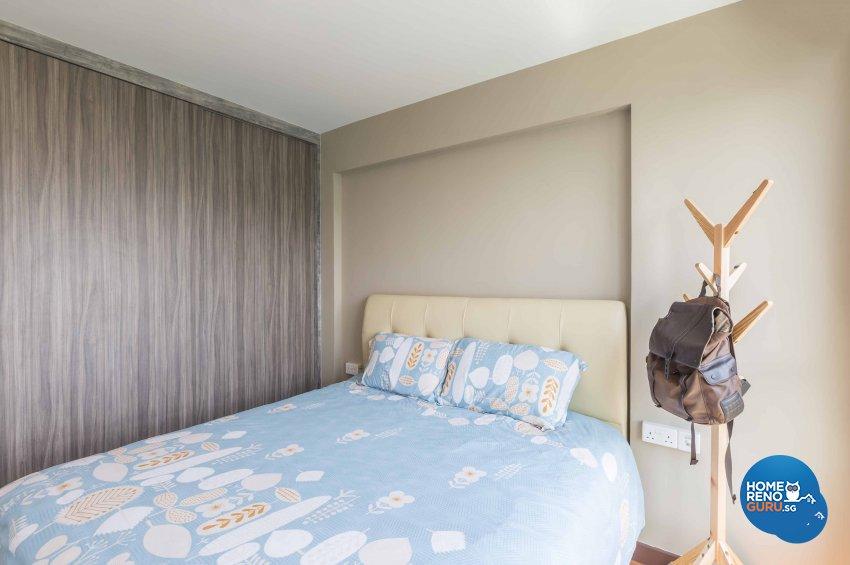 Modern Design - Bedroom - HDB 4 Room - Design by Starry Homestead Pte Ltd