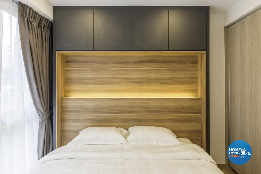 Contemporary, Modern Design - Bedroom - Condominium - Design by Starry Homestead Pte Ltd