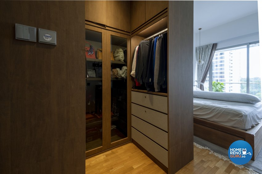 Vintage Design - Bedroom - Condominium - Design by Starry Homestead Pte Ltd