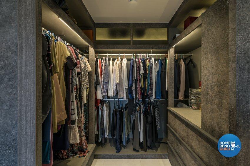 Contemporary, Modern Design - Bedroom - HDB 3 Room - Design by Starry Homestead Pte Ltd
