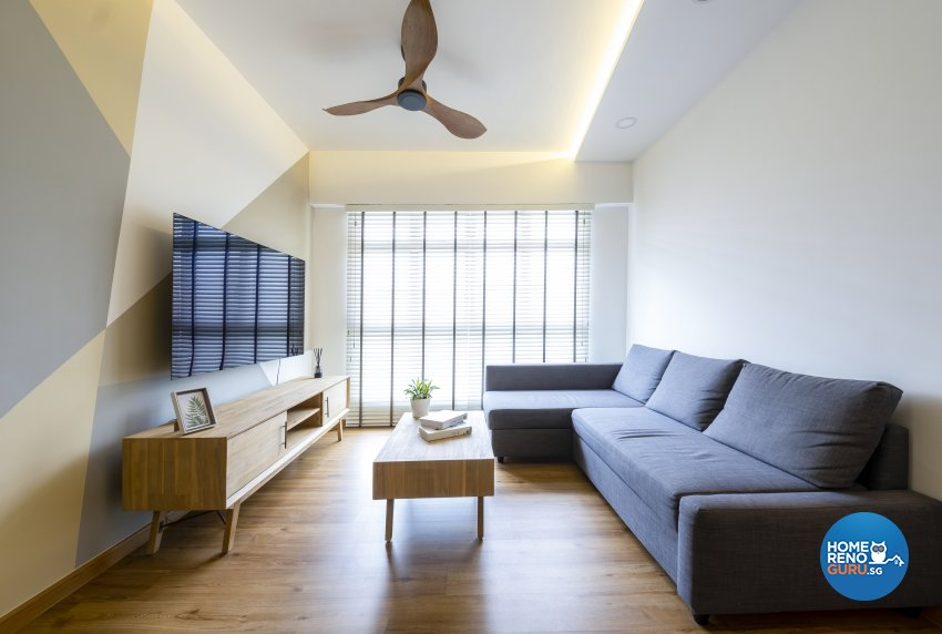 Others Design - Living Room - HDB 4 Room - Design by Starry Homestead Pte Ltd