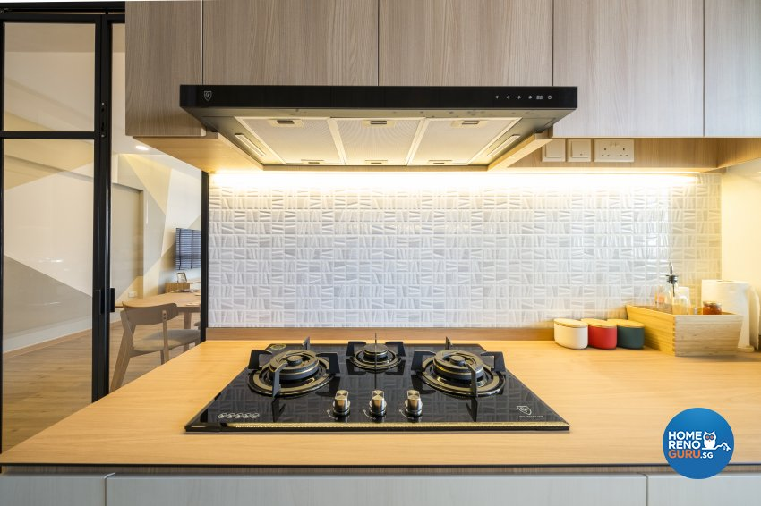 Others Design - Kitchen - HDB 4 Room - Design by Starry Homestead Pte Ltd