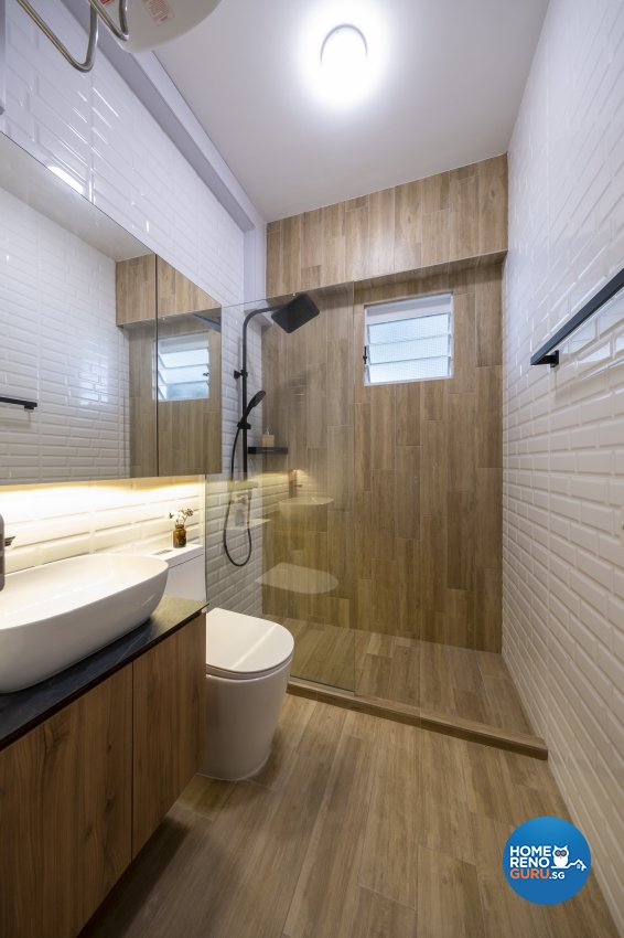 Others Design - Bathroom - HDB 4 Room - Design by Starry Homestead Pte Ltd