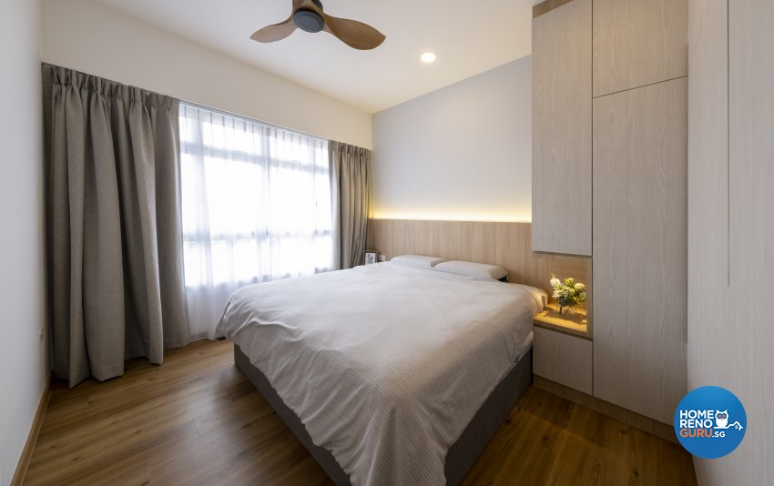 Others Design - Bedroom - HDB 4 Room - Design by Starry Homestead Pte Ltd