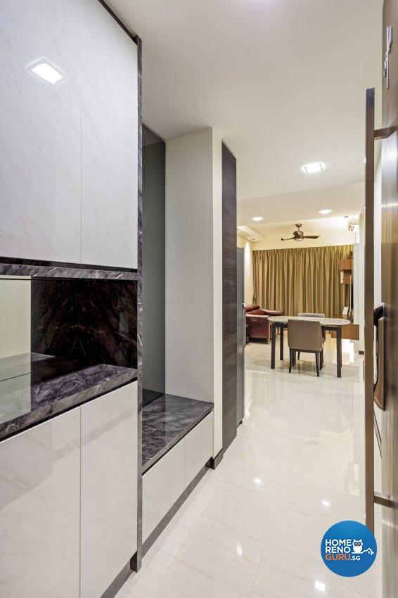 Scandinavian Design - Living Room - Condominium - Design by Starry Homestead Pte Ltd