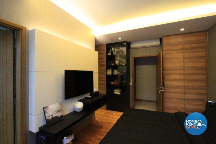 Classical, Modern Design - Bedroom - Condominium - Design by Starry Homestead Pte Ltd