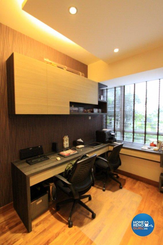 Classical, Modern Design - Study Room - Condominium - Design by Starry Homestead Pte Ltd