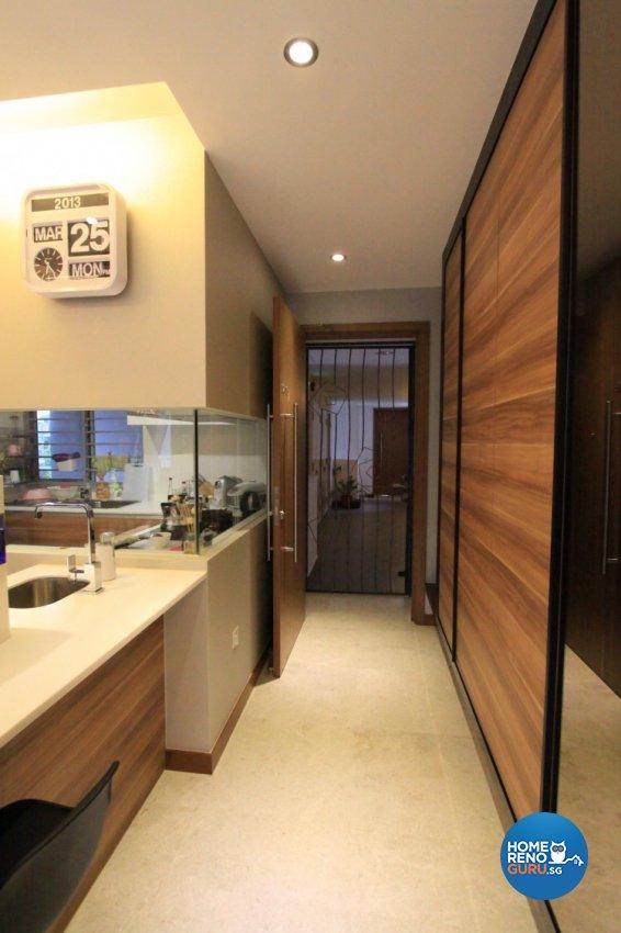 Classical, Modern Design - Kitchen - Condominium - Design by Starry Homestead Pte Ltd