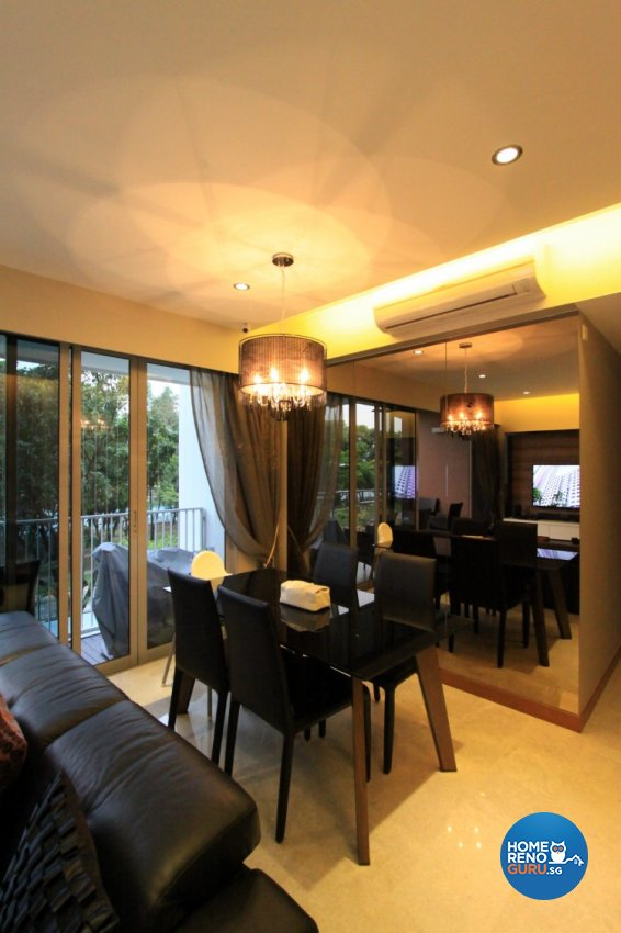 Classical, Modern Design - Dining Room - Condominium - Design by Starry Homestead Pte Ltd