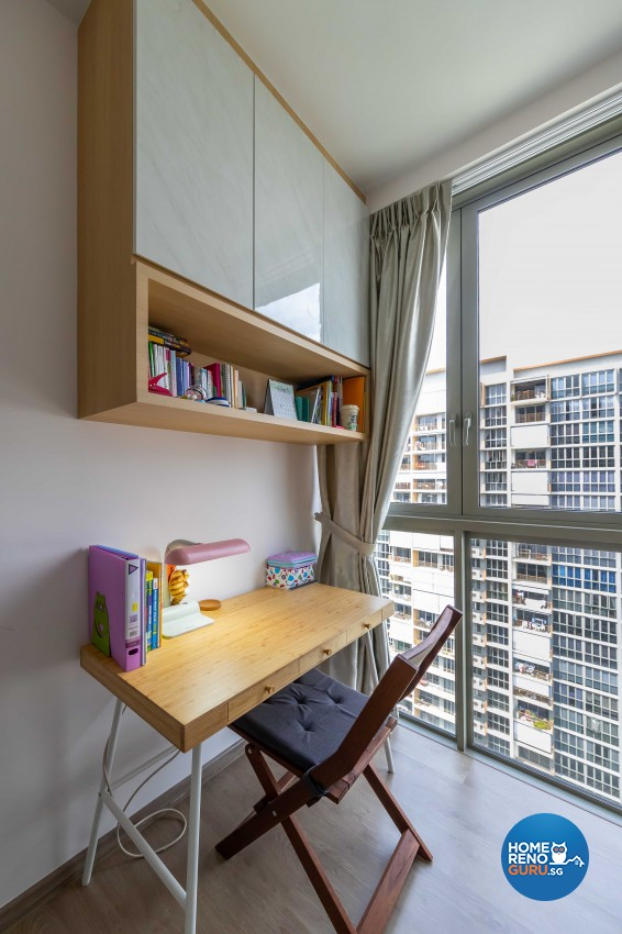 Scandinavian Design - Bedroom - Condominium - Design by Starry Homestead Pte Ltd