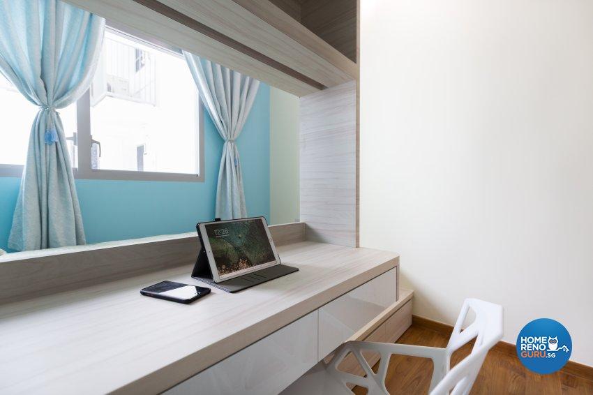Scandinavian Design - Bedroom - Condominium - Design by Starry Homestead Pte Ltd