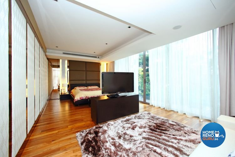Contemporary, Scandinavian Design - Bedroom - HDB 5 Room - Design by Starry Homestead Pte Ltd