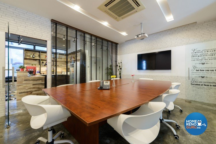 Eclectic, Scandinavian Design - Commercial - Office - Design by Starry Homestead Pte Ltd