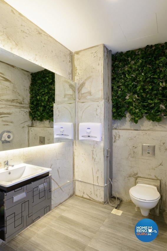 Eclectic, Scandinavian Design - Commercial - Office - Design by Starry Homestead Pte Ltd