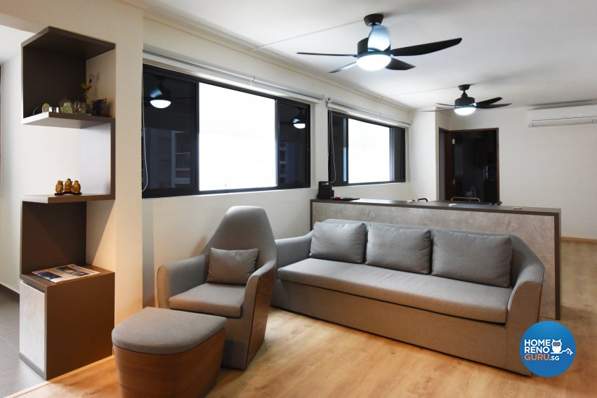 Others Design - Living Room - HDB 5 Room - Design by Starry Homestead Pte Ltd