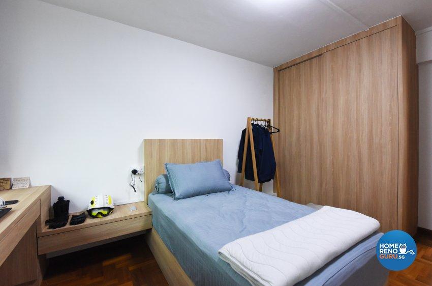 Others Design - Bedroom - HDB 5 Room - Design by Starry Homestead Pte Ltd