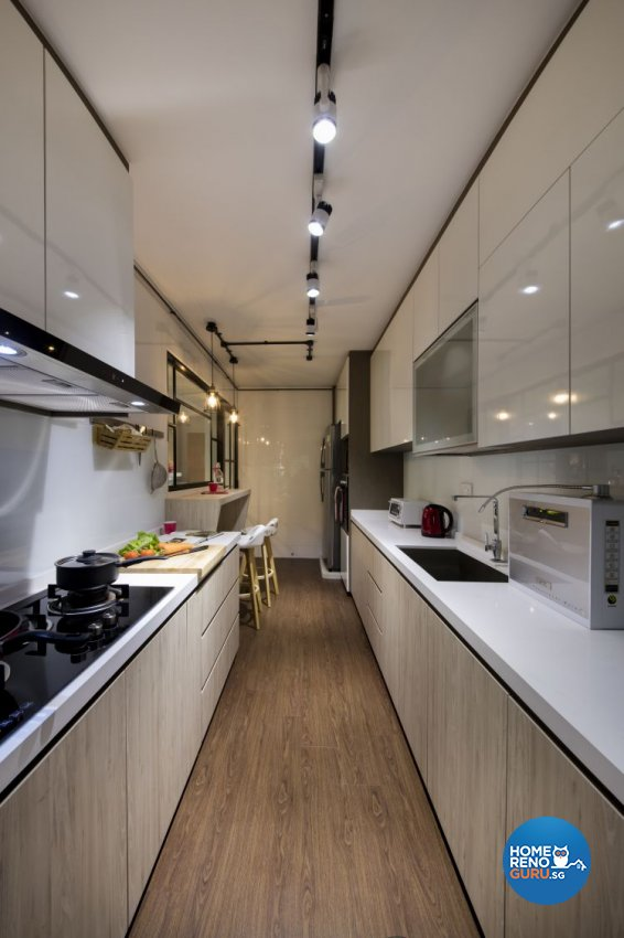 Starry Homestead Pte Ltd-Kitchen and Bathroom package