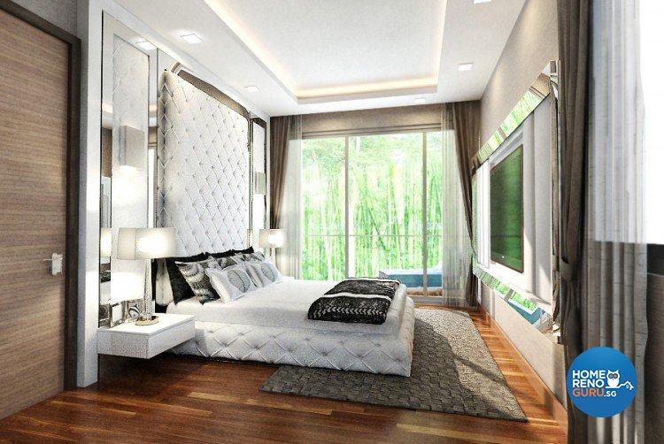 Classical, Modern Design - Bedroom - Landed House - Design by Starry Homestead Pte Ltd