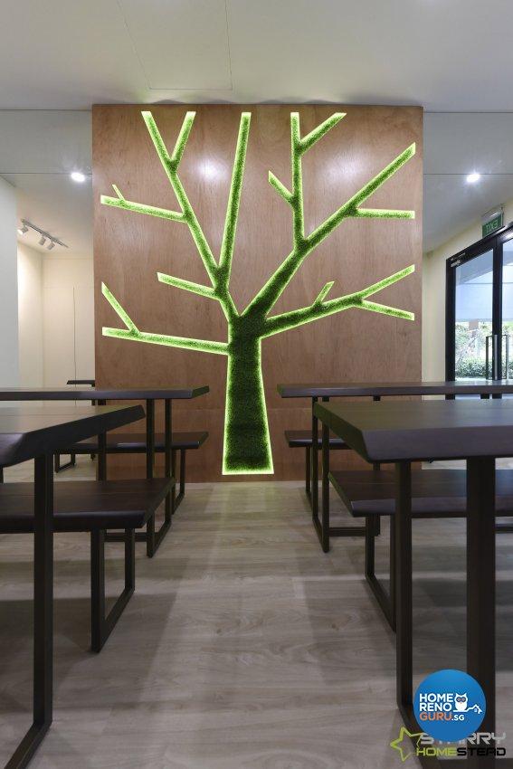 Scandinavian Design - Commercial - Retail - Design by Starry Homestead Pte Ltd
