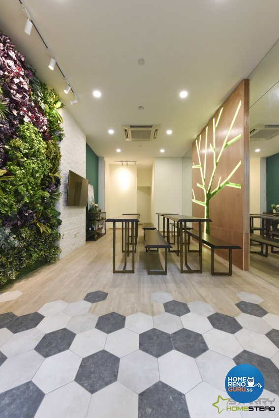 Scandinavian Design - Commercial - Retail - Design by Starry Homestead Pte Ltd