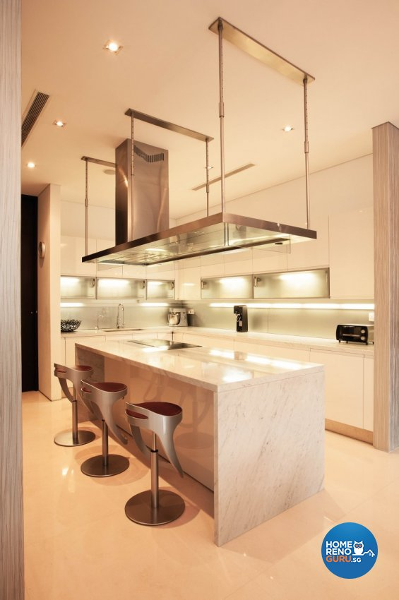 Classical, Contemporary, Modern Design - Kitchen - Landed House - Design by Starry Homestead Pte Ltd