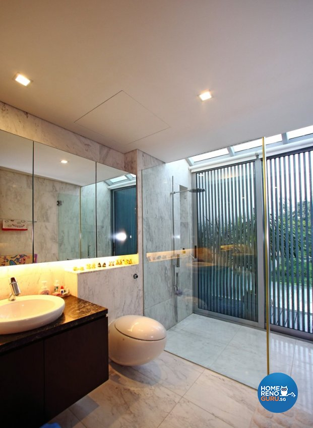 Classical, Contemporary, Modern Design - Bathroom - Landed House - Design by Starry Homestead Pte Ltd