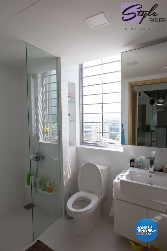 Modern Design - Bathroom - Condominium - Design by Stylerider Pte Ltd