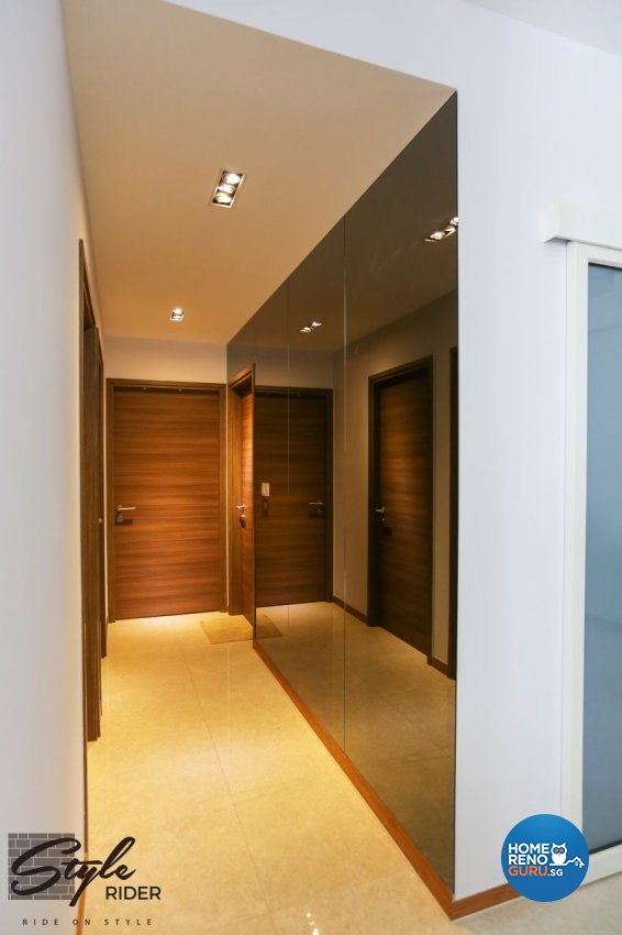 Modern, Scandinavian Design - Living Room - Condominium - Design by Stylerider Pte Ltd