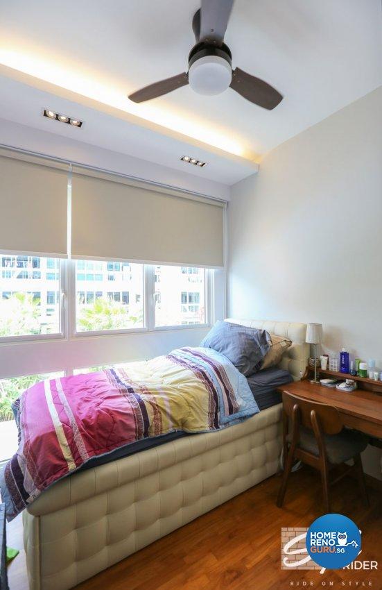 Modern, Scandinavian Design - Bedroom - Condominium - Design by Stylerider Pte Ltd
