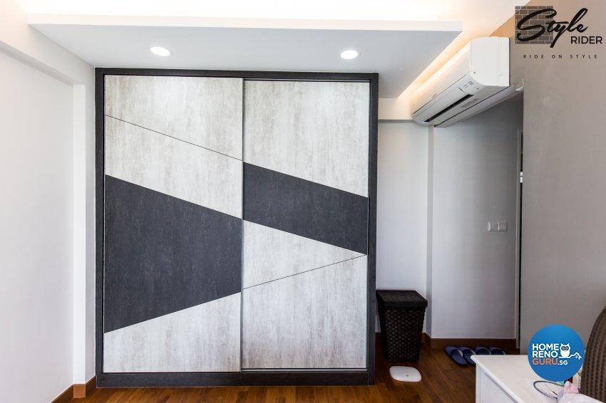 Eclectic, Modern, Scandinavian Design - Bedroom - HDB 5 Room - Design by Stylerider Pte Ltd