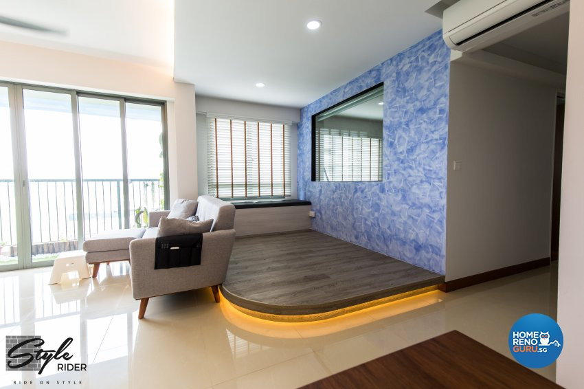 Eclectic, Modern, Scandinavian Design - Dining Room - HDB 5 Room - Design by Stylerider Pte Ltd