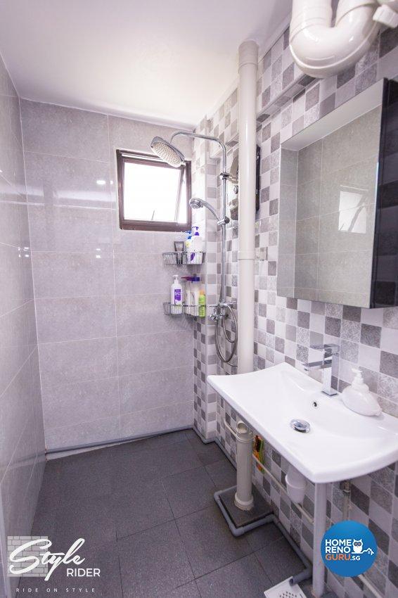 Classical, Contemporary, Minimalist Design - Bathroom - HDB 3 Room - Design by Stylerider Pte Ltd