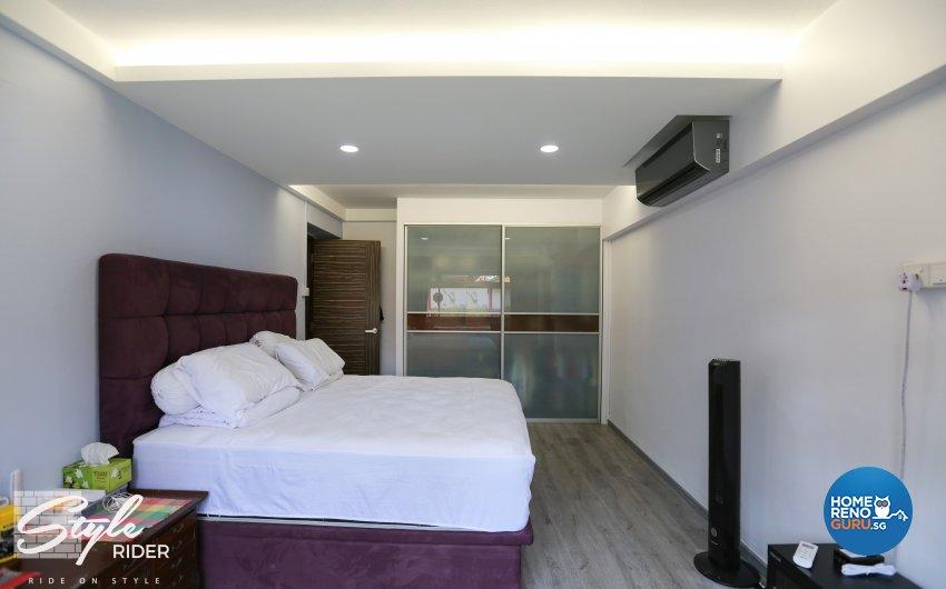 Classical, Contemporary, Modern Design - Bedroom - HDB 5 Room - Design by Stylerider Pte Ltd