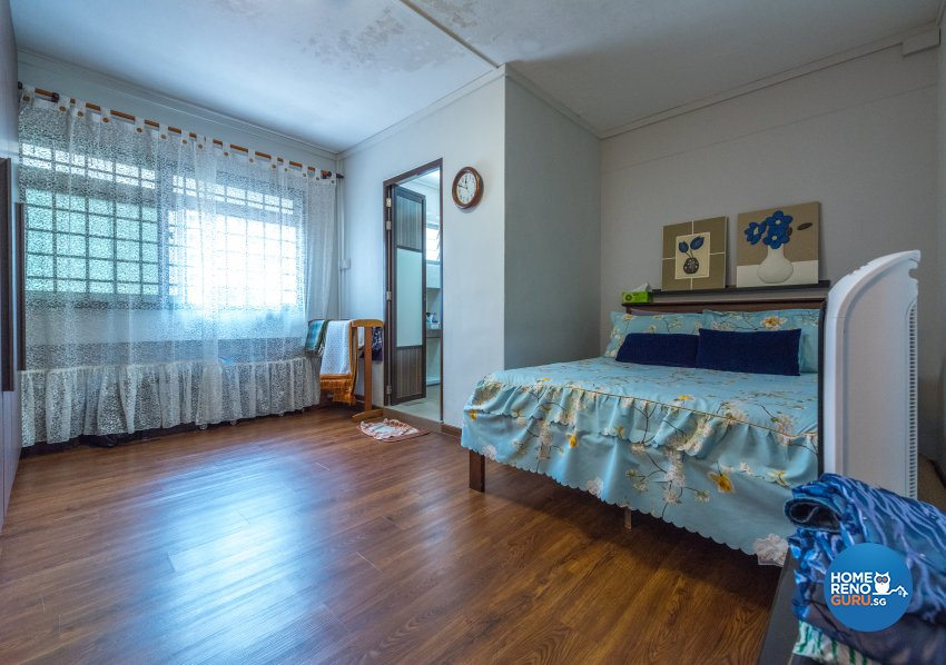 Contemporary, Country, Modern Design - Bedroom - HDB Executive Apartment - Design by Stylerider Pte Ltd