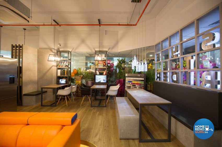 Modern, Scandinavian, Tropical Design - Commercial - Office - Design by Stylerider Pte Ltd