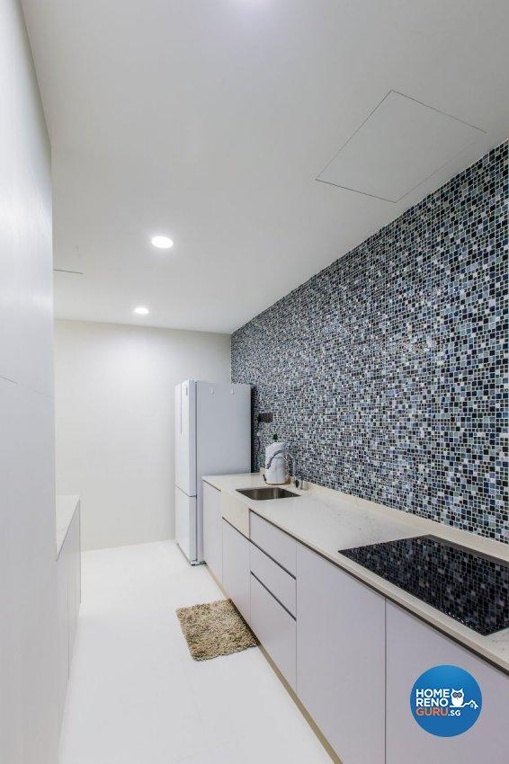 Classical, Modern, Victorian Design - Kitchen - Condominium - Design by Summerhaus D'zign Pte Ltd