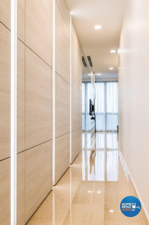 Modern Design - Bedroom - Condominium - Design by Summerhaus D'zign Pte Ltd