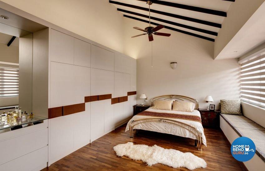 Classical, Modern, Resort Design - Bedroom - Landed House - Design by Summerhaus D'zign Pte Ltd