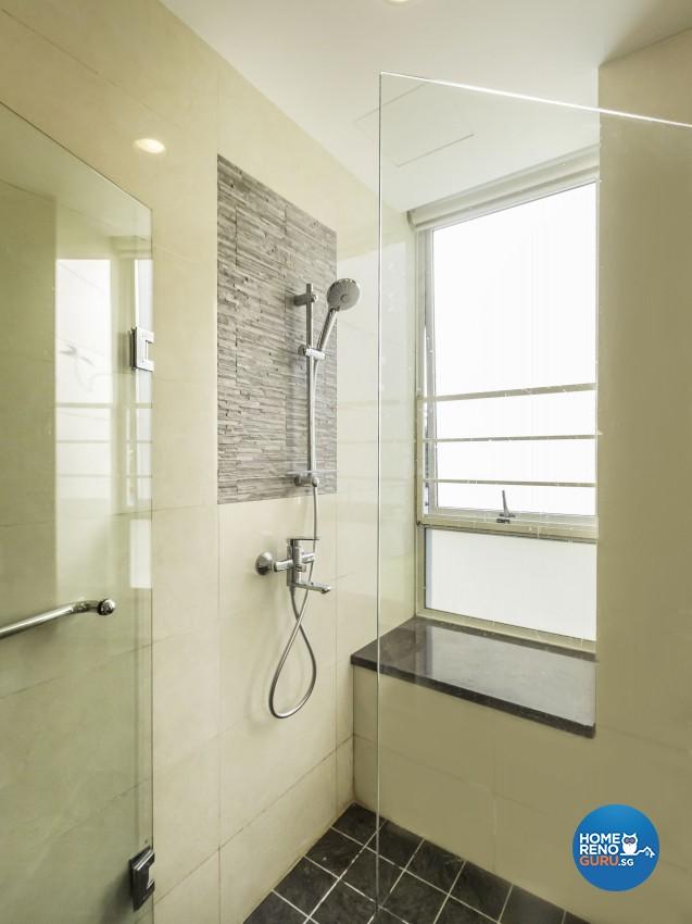 Contemporary Design - Bathroom - Condominium - Design by Summit Design Studio