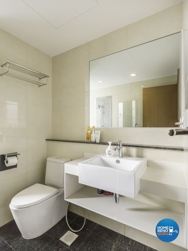 Contemporary Design - Bathroom - Condominium - Design by Summit Design Studio