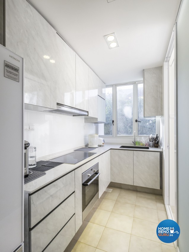 Contemporary Design - Kitchen - Condominium - Design by Summit Design Studio