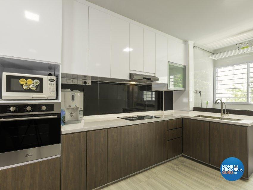 Summit Design Studio-HDB 5-Room package